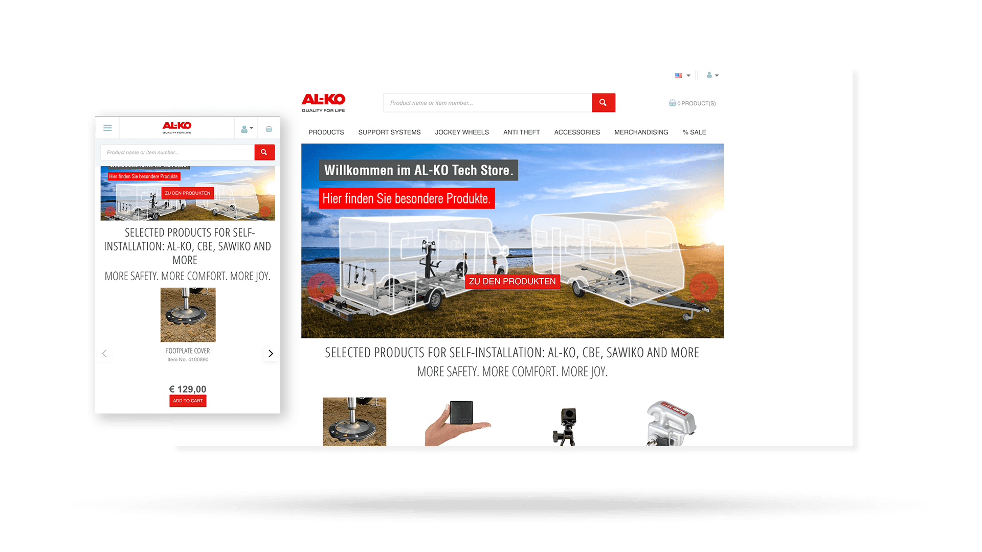 AL-KO B2B Webshop