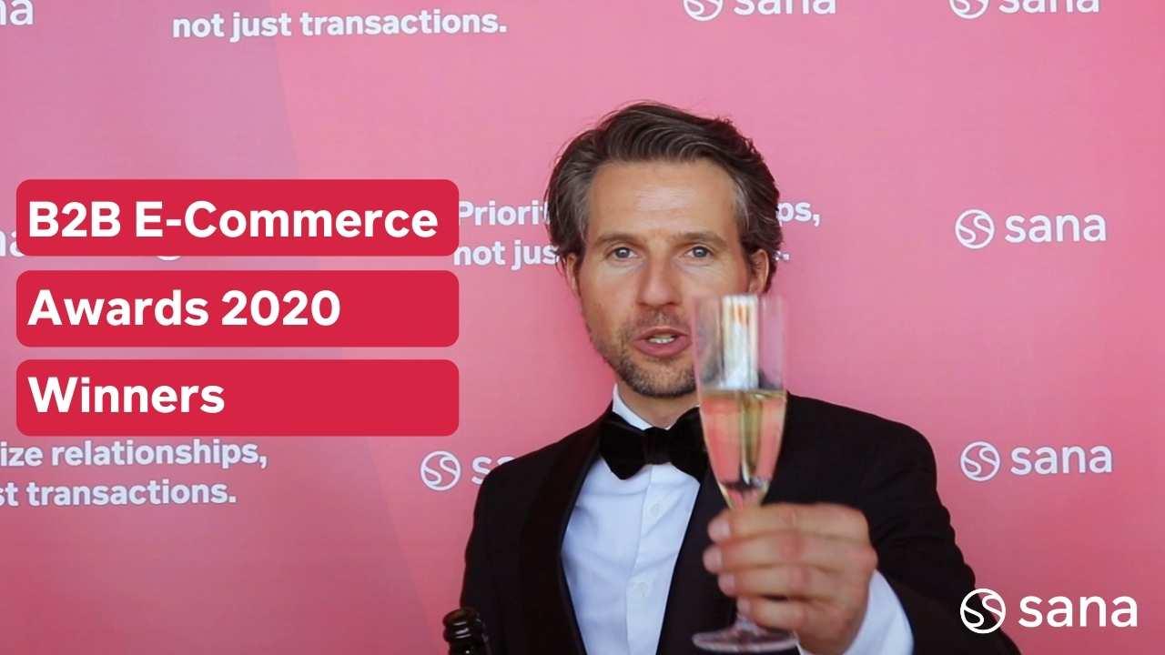 B2B E-Commerce Awards Video Thumbnail