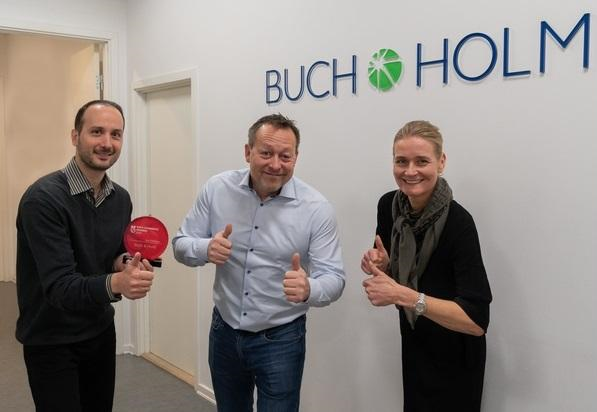 E-commerce Awards Buch & Holm