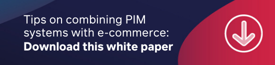 Best tips on combining PIM systems with e-commerce mini CTA