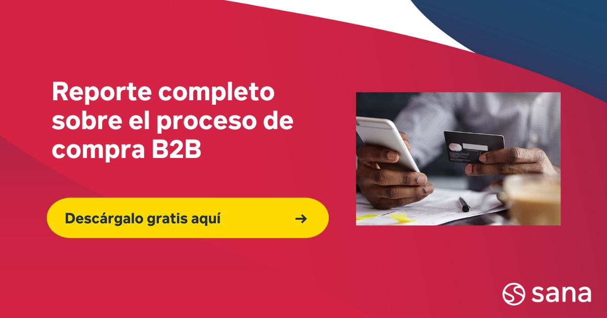Proceso de compra B2B