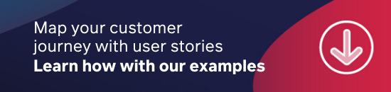 Mapping your customer journey with user stories mini CTA