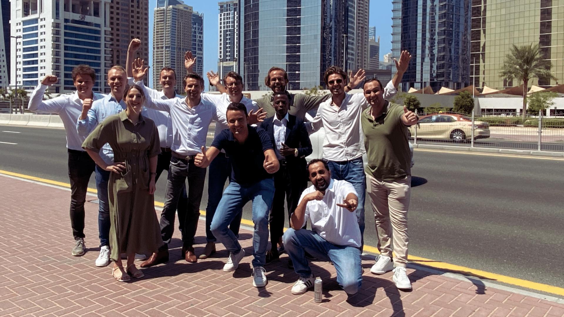 Dubai Sana Commerce Team