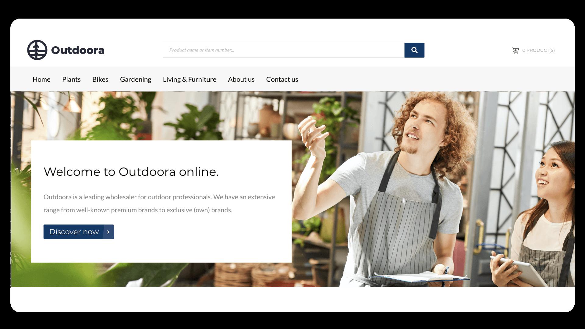 Sana Commerce Cloud Product