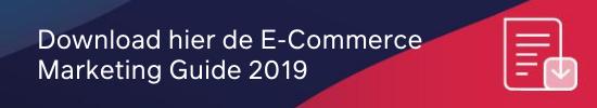 E-Commerce Marketing Guide 2019 CTA