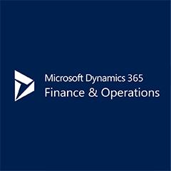 Microsoft Dynamics 365 Finance & operations logo