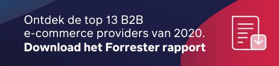 Ontdek de top 13 B2B e-commerce providers van 2020.