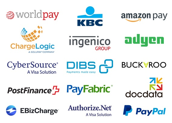 Payment Providers Add-ons