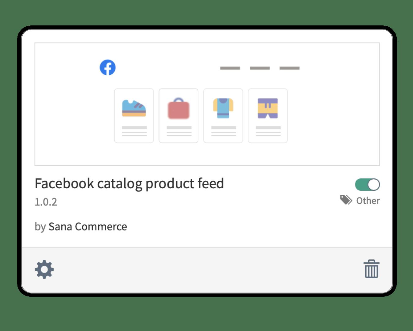Integraciones con feeds de productos