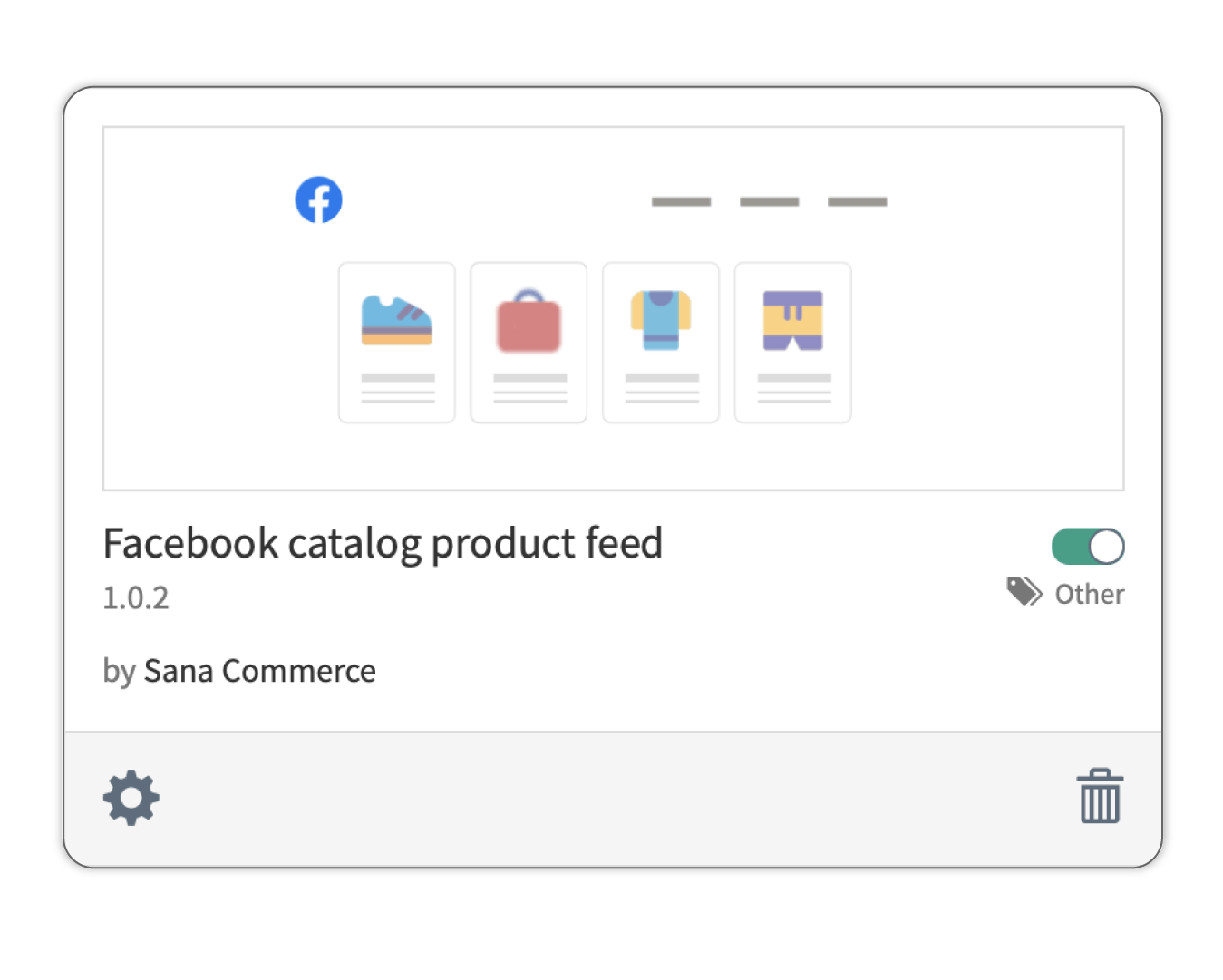 Product Feed Facebook