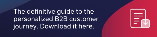 The definitive guide to the personalized B2B customer journey mini cta