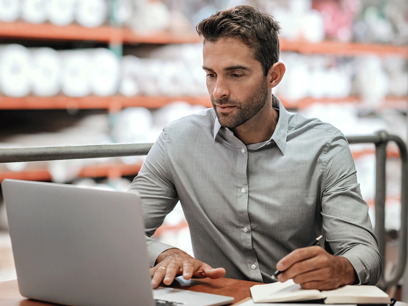 B2B E-Commerce Plattform