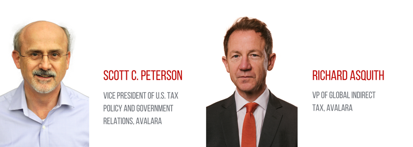 avalara tax experts