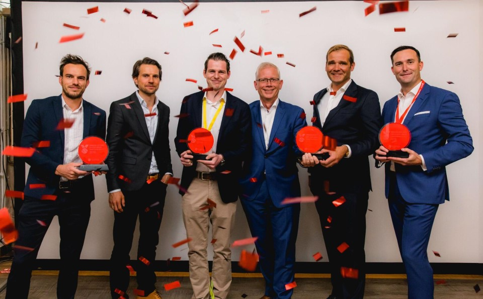 E-commerce Awards Winners Picture