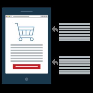 B2B E-Commerce Projekt - unterschätzter Content bedarf