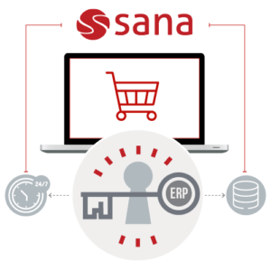SAP integration for e-commerce