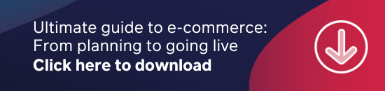 Download the ultimate guide to e-commerce from planning to going live